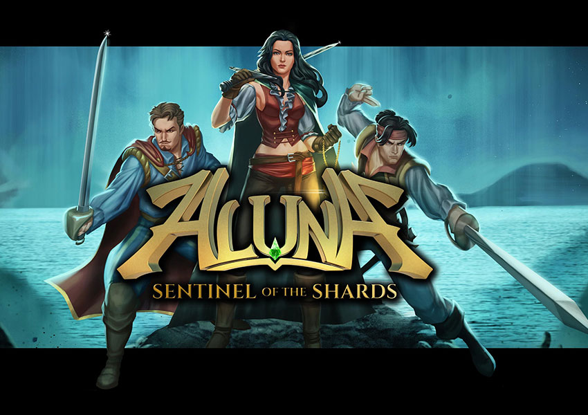 Aluna - Sentinel of the Shards: el personaje de cómic inicia su primera aventura en solitario