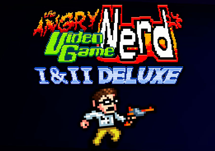 Angry Video Game Nerd I & II Deluxe se remasteriza para consolas