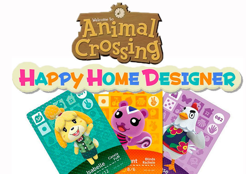 Decora tu casa con Animal Crossing: Happy Home Designer