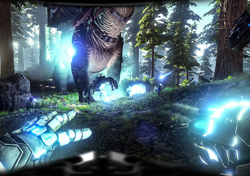 ARK: Survival Evolved – Nintendo Switch