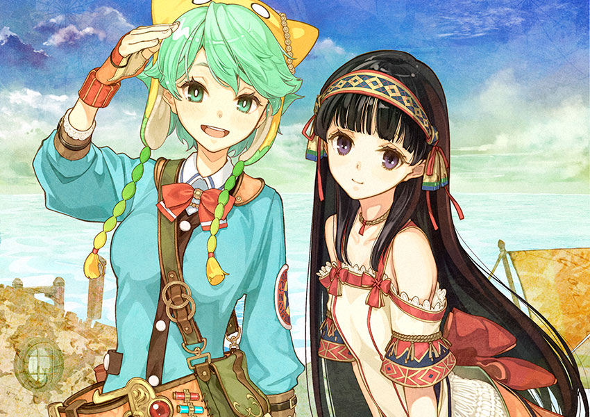 Atelier Shallie Plus: Alchemists of the Dusk Sea llegará a PlayStation Vita