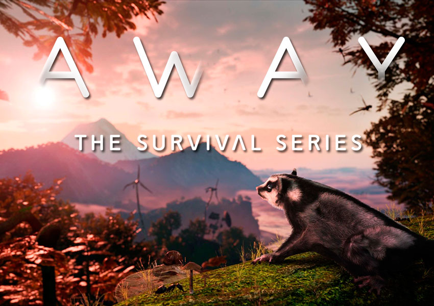 Away: The Survival Series: ¿Cómo sería un futuro dominado por el reino animal?