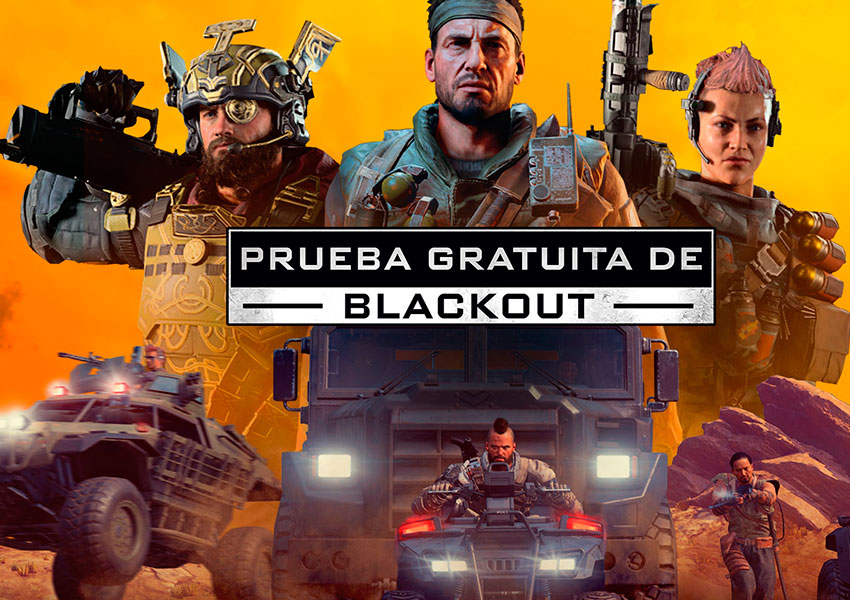 Blackout, el battle royale de Call of Duty: Black Ops 4 anuncia periodo de juego gratuito