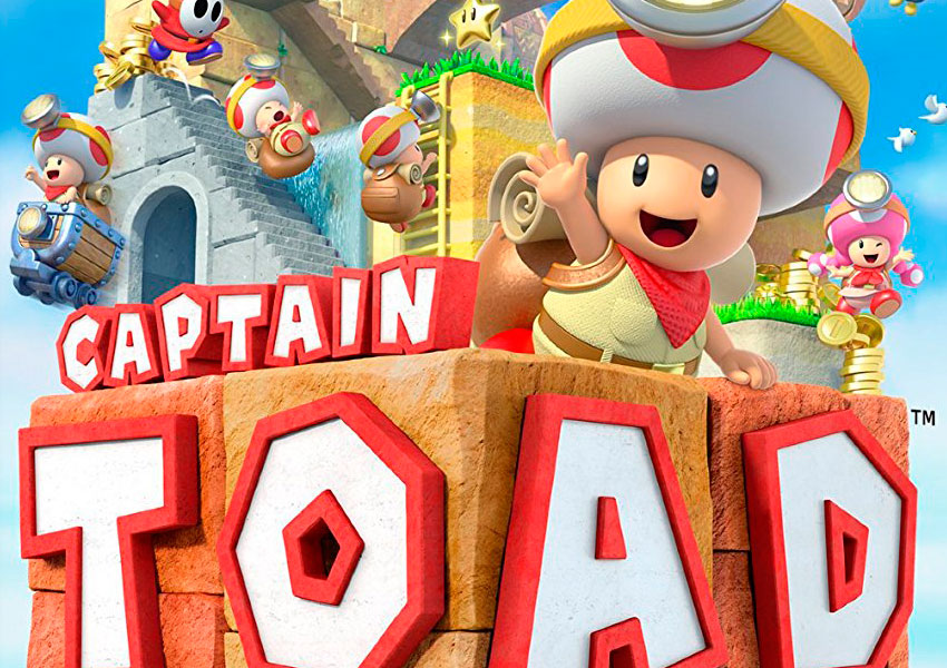 Captain Toad: Treasure Tracker estrena demo y video de juego