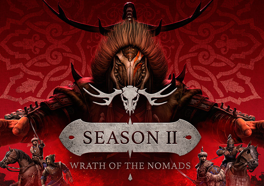 La Temporada II de Conqueror's Blade arranca fuerte con Wrath of the Nomads