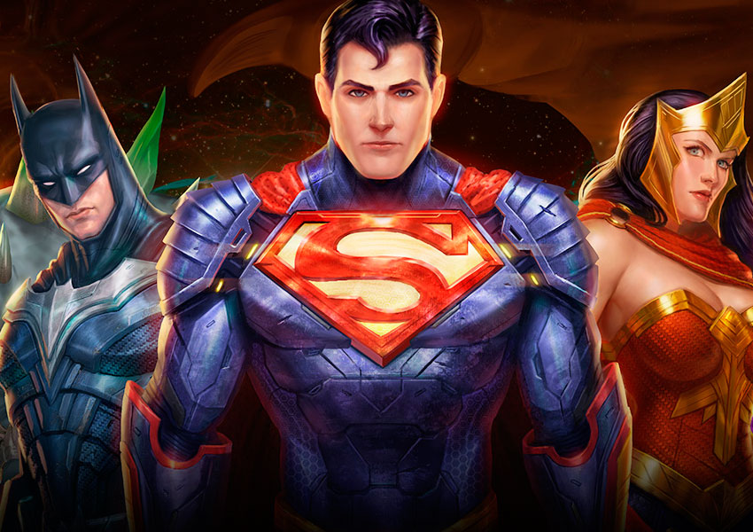 DC Legends, el nuevo free to play de estrategia para iOS y Android