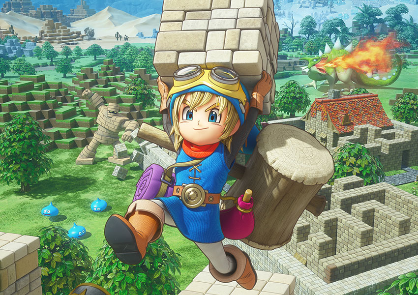 La demo gratuita de Dragon Quest Builders se estrena en PlayStation 4 y PS Vita