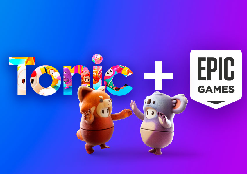 Epic Games adquiere Mediatonic, estudio responsable del exitoso Fall Guys