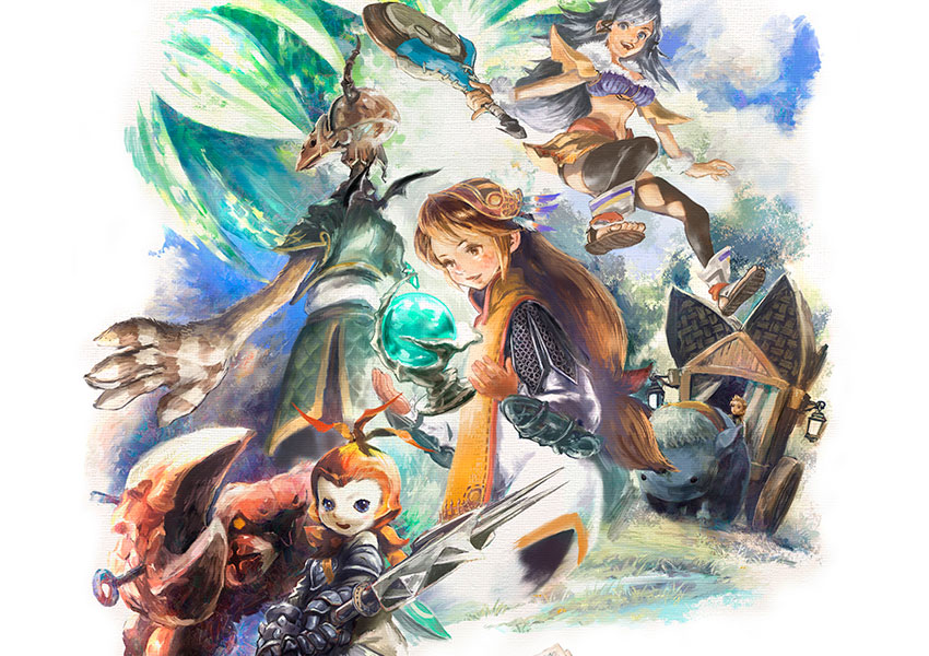 Final Fantasy Crystal Chronicles Remastered Edition contará con demo en su lanzamiento