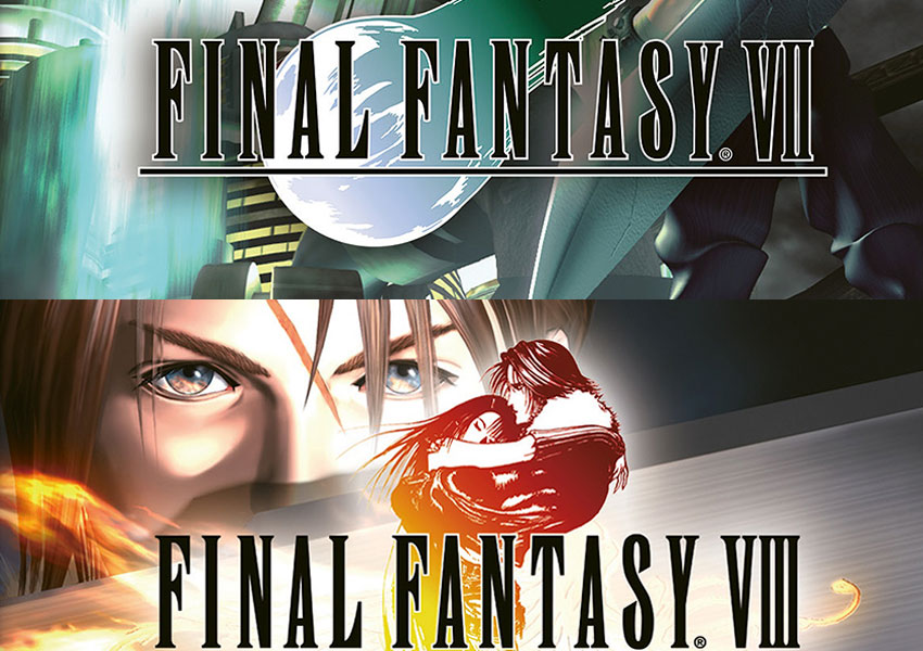 Final Fantasy VII y Final fantasy VIII Remastered anuncian edición física para PS4 y Switch