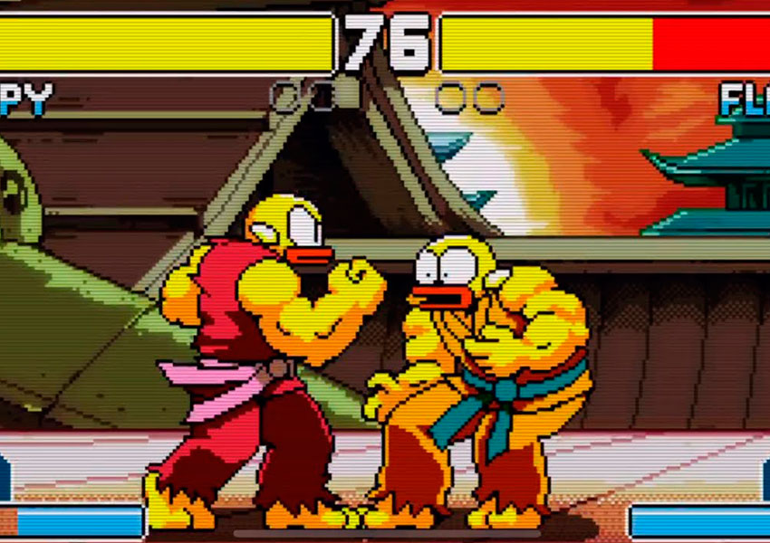 Flappy Fighter, las peleas de aves a lo Street Fighter revolucionan los dispositivos iOS