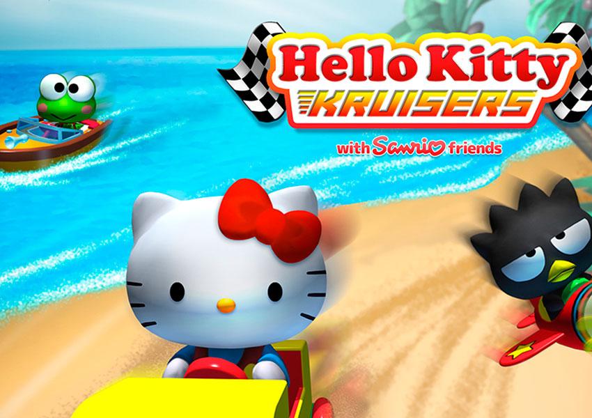 Hello Kitty Se Estrena En Nintendo Switch Con Un Juego De Karting