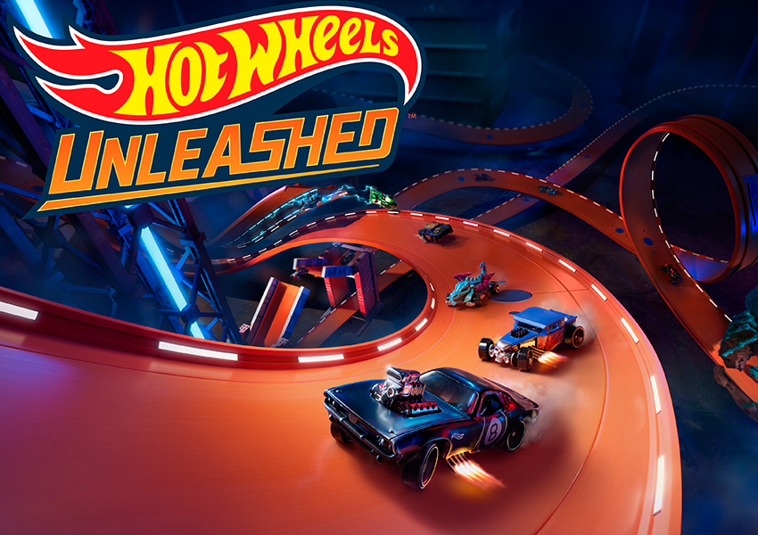 Anunciado Hot Wheels Unleashed, carreras arcade con mini vehículos de juguete