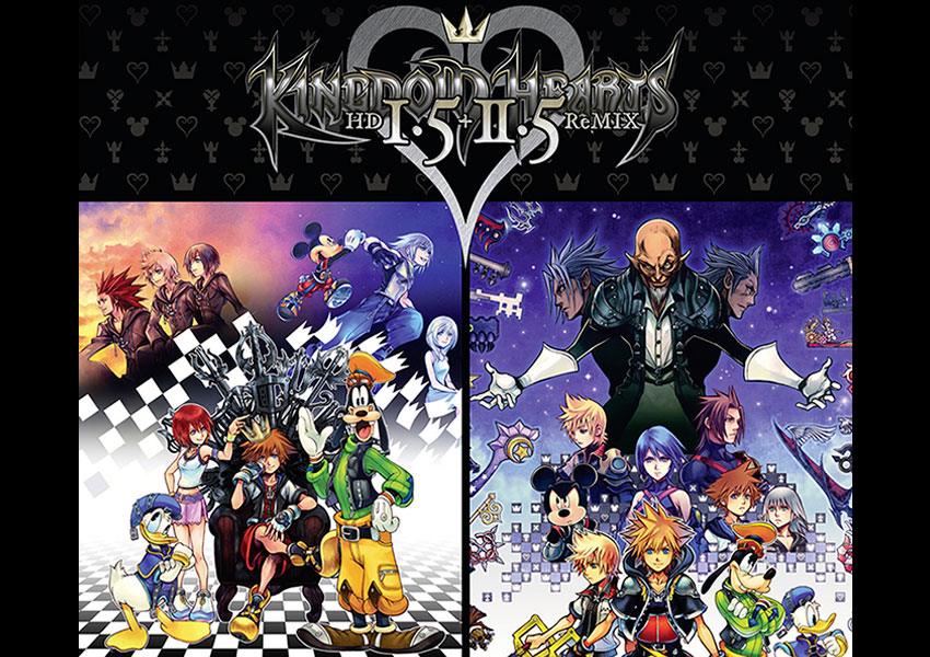 Kingdom Hearts Hd 1 5 2 5 Remix