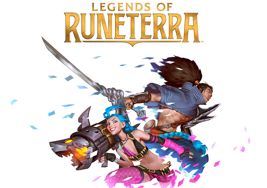 Anunciado Legends of Runeterra, un nuevo juego de cartas ambientado en League of Legends