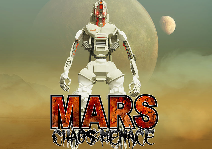 El frenético Mars Chaos Menace se estrena en PS4, Nintendo Switch y Steam