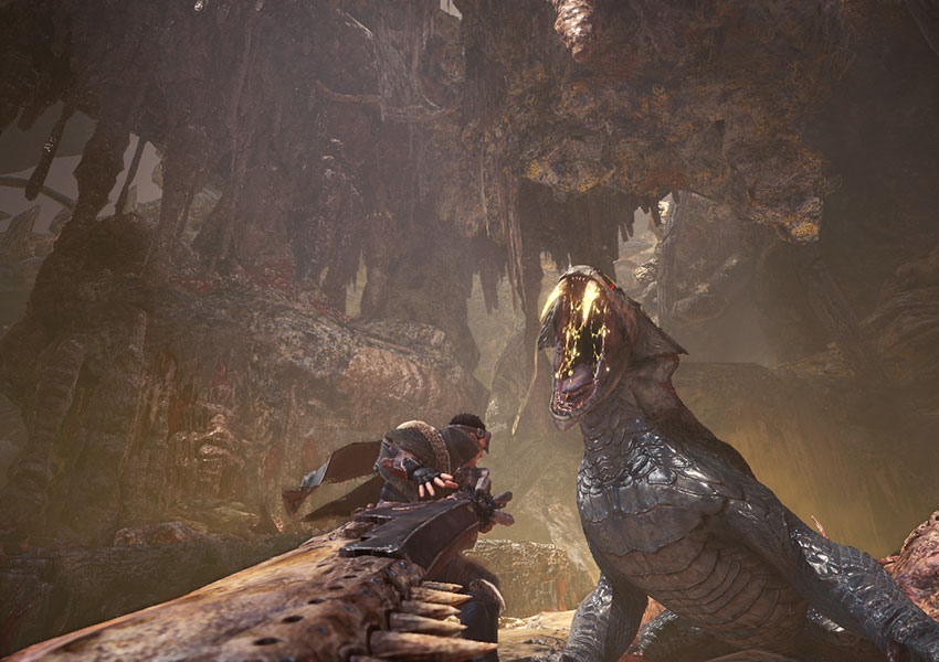 Capcom anuncia Iceborne, una descomunal expansión para Monster Hunter: World