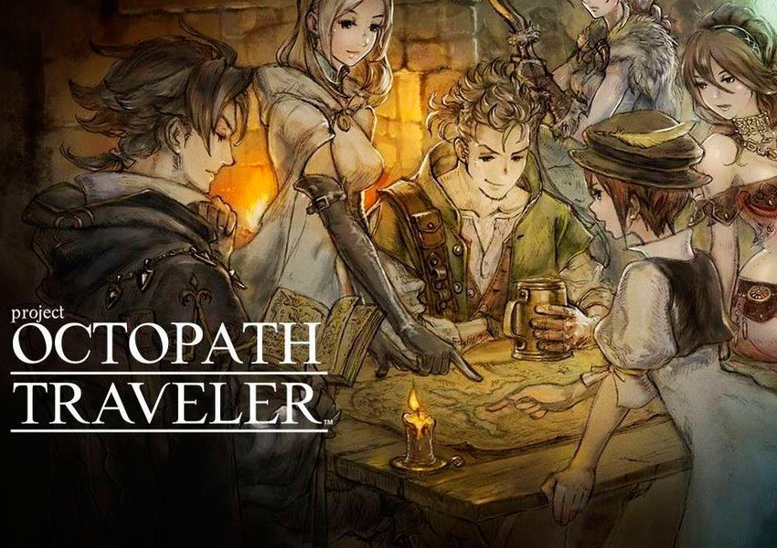 Disponible la reserva anticipada de Octopath Traveler para PC