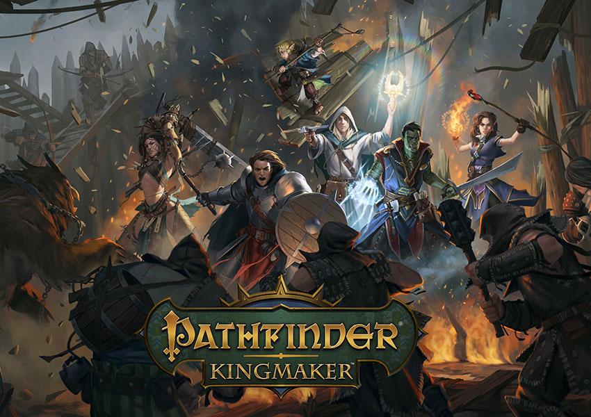 Koch Media Distribuira Pathfinder Kingmaker El Rpg Inspirado En El