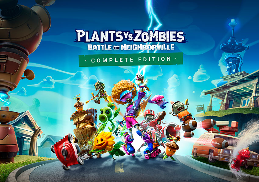 Plants vs. Zombies Battle for Neighborville recibe su edición más completa en Switch