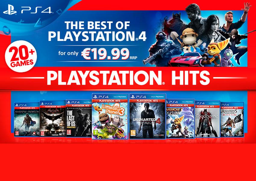 Llegan Los Primeros Playstation Hits La Gama De Juegos A Precio