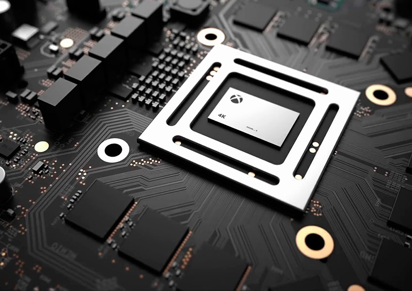 Project Scorpio tendrá retrocompatibilidad con Xbox 360