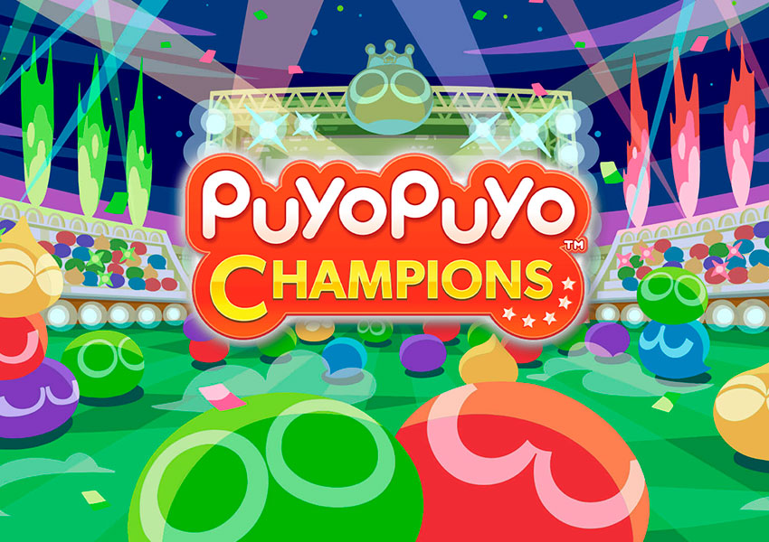 Puyo Puyo Champions aumenta el reto en PlayStation 4, Xbox One, Switch y PC