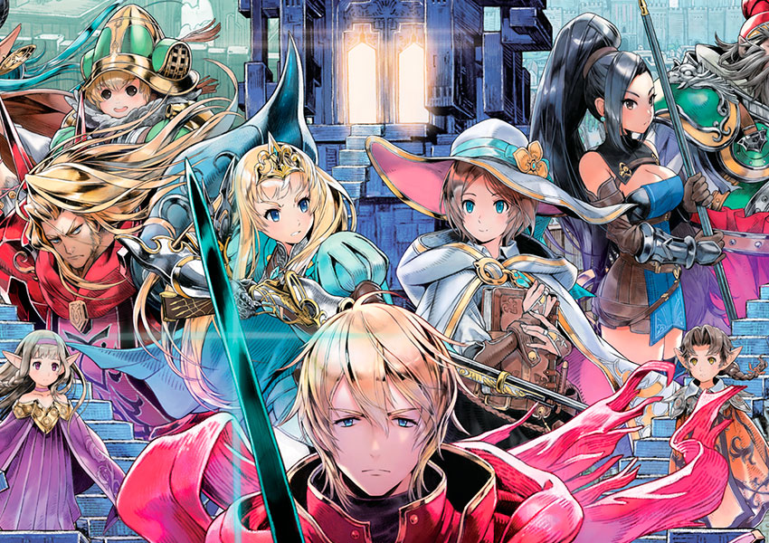 La demo de Radiant Historia: Perfect Chronology llega a la eShop de 3DS