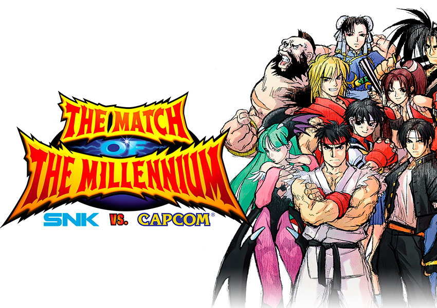 SNK vs. Capcom: The Match of the Millennium resucita en Nintendo Switch