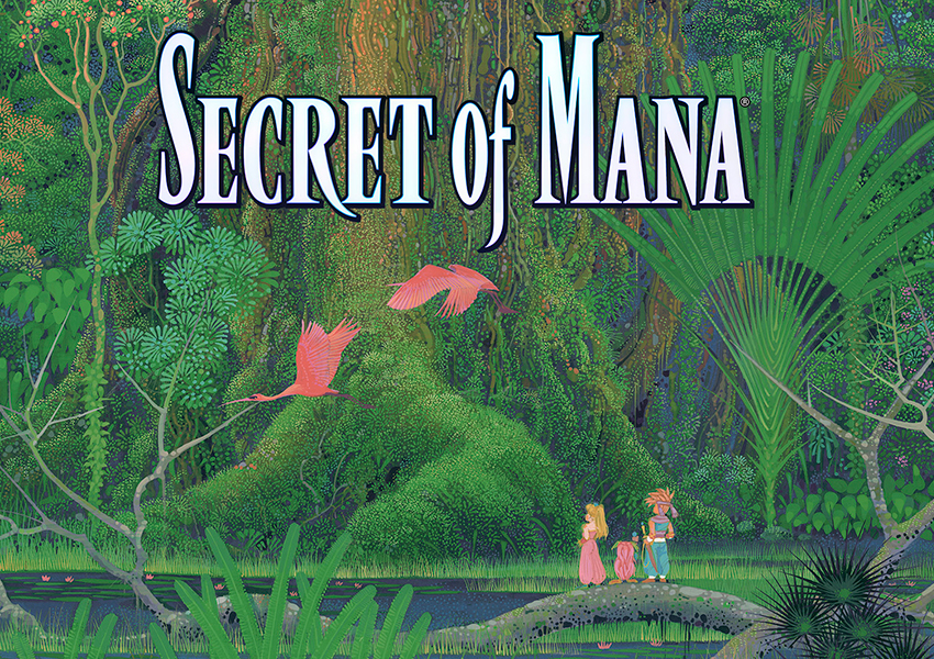 Square Enix resucita el clásico Secret of Mana para PlayStation 4, PS Vita y Steam