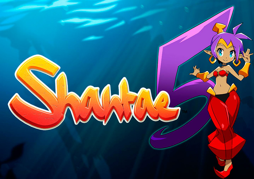 Primeros detalles de Shantae 5, que llegará a PS4, Xbox One, Switch y Apple Arcade