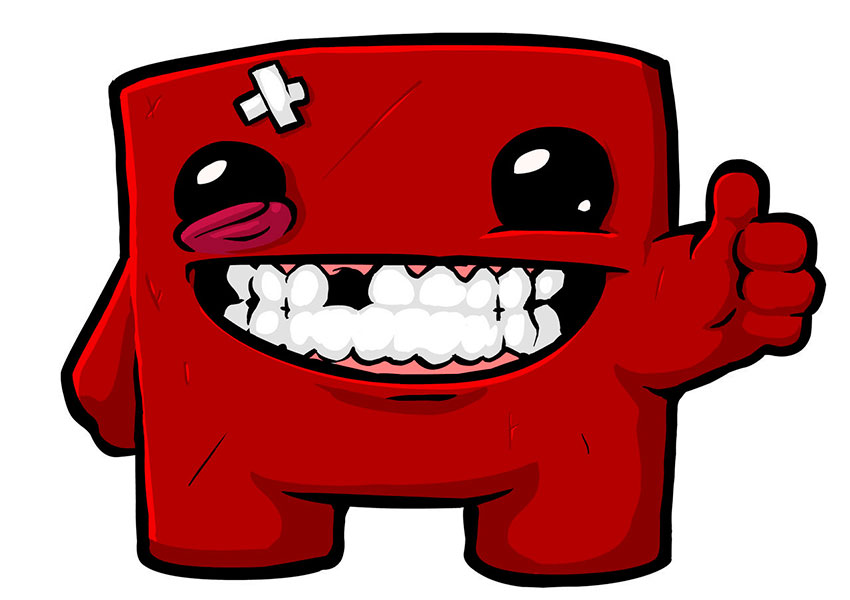 Super Meat Boy confirma versión para Wii U