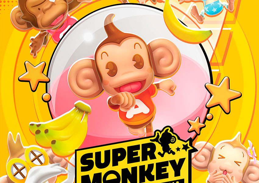 Sonic se confirma como personaje jugable en Super Monkey Ball: Banana Blitz HD