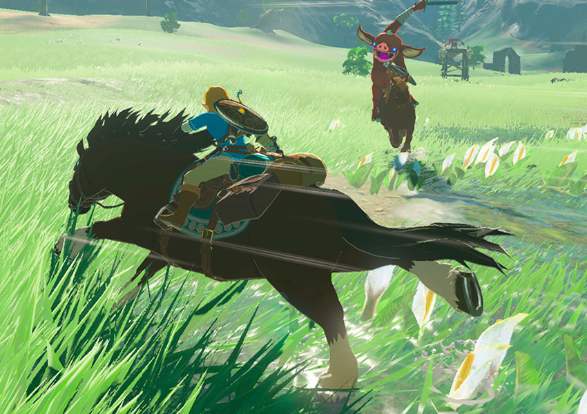 Descubre las diferencias de Zelda: Breath of the Wild en Nintendo Wii U y Switch