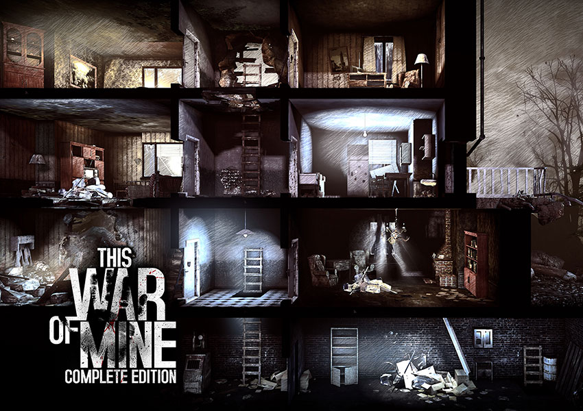 La edición más completa de This War of Mine debuta en Nintendo Switch