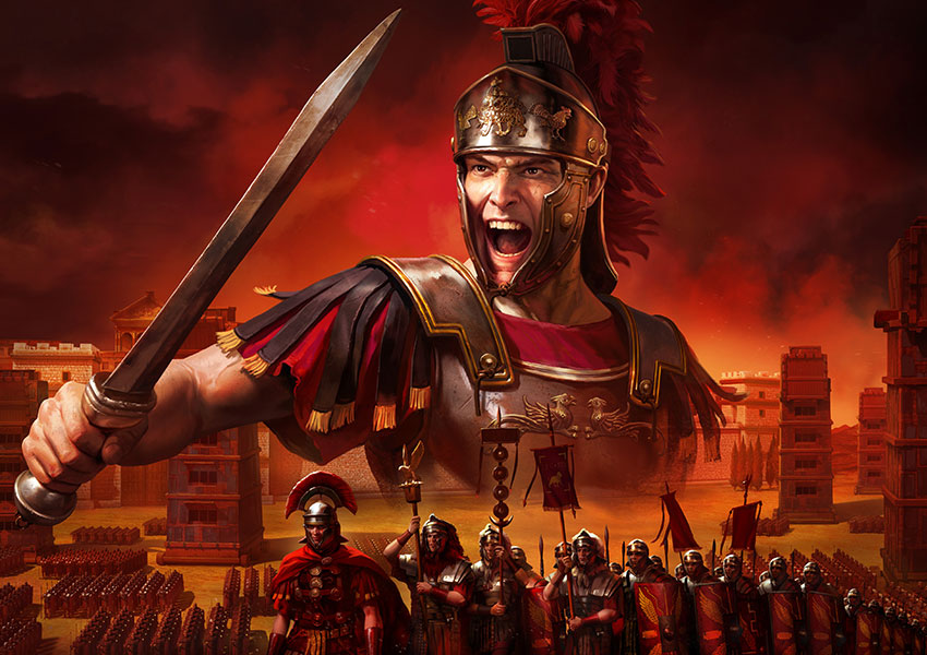 SEGA y Feral Interactive anuncian Total War: Rome Remastered