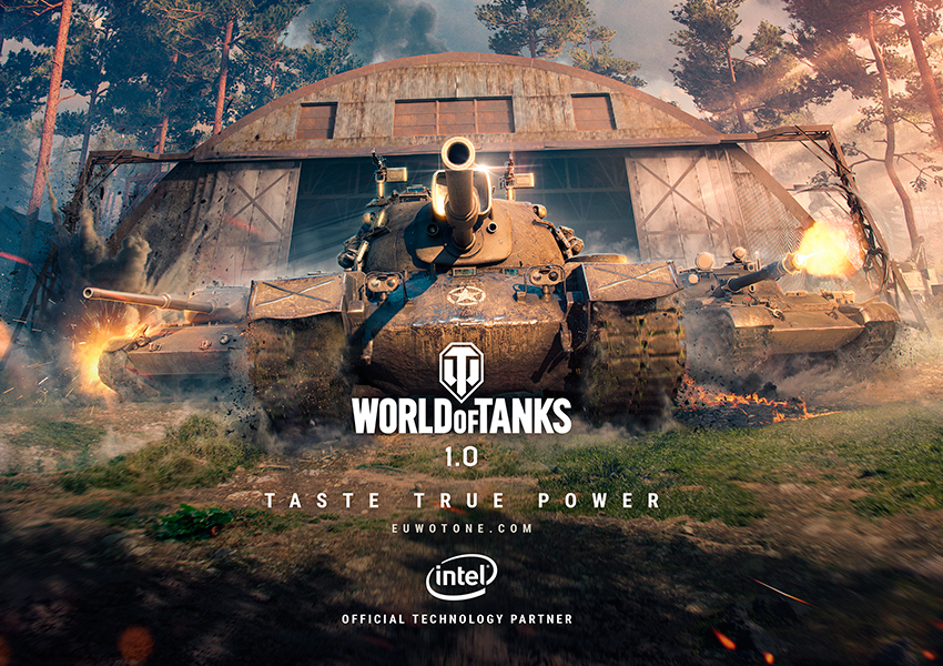Descubrimos el futuro de World of Tanks, que estrena multitud de características