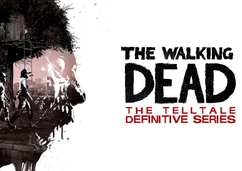 The Walking Dead The Telltale Definitive Series estrena materiales