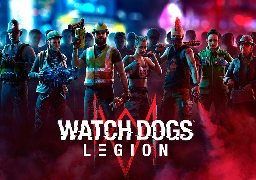 Watch Dogs Legion presenta a la Resistencia con un nuevo vídeo argumental