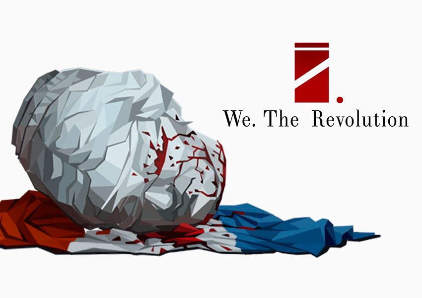Emula a un juez de la Revolución Francesa en We. The Revolution para Switch