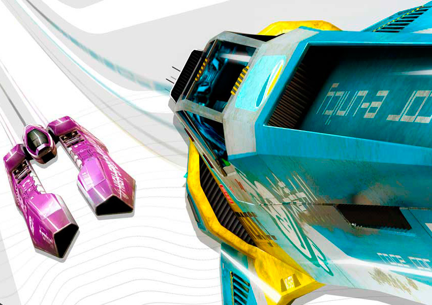 WipEout Omega Collection estrena demo para PS4 compatible con PS VR