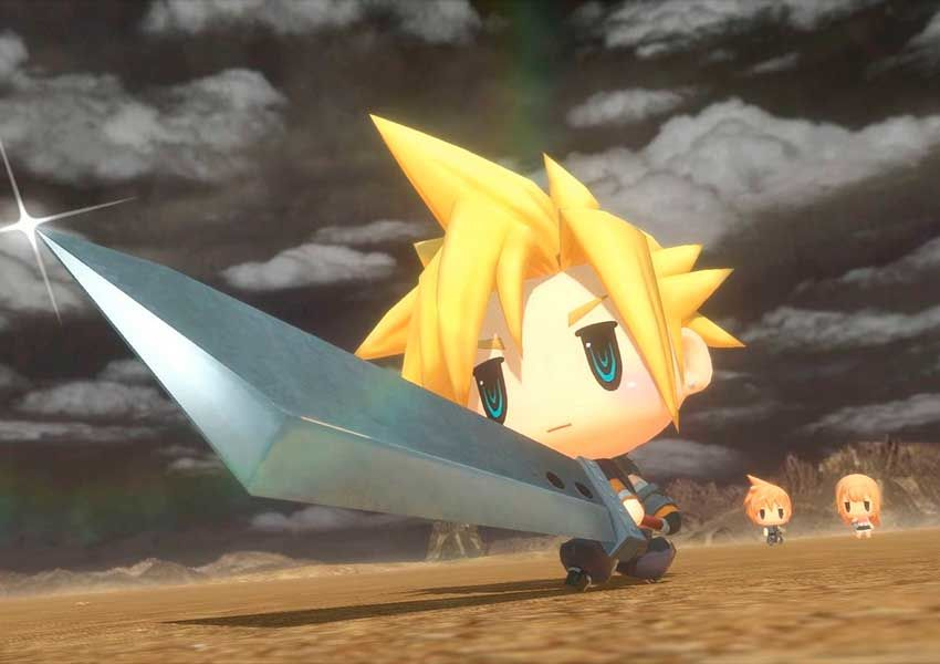 World of Final Fantasy presenta un nuevo video en PAX West 2016