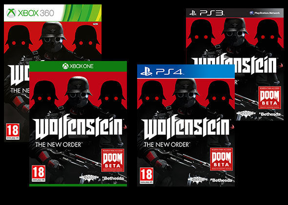 'Wolfenstein: The New Order' confirma fecha de lanzamiento