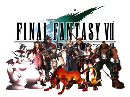 Exito de Final Fantasy VII en la PlayStation Network Americana