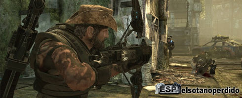 Epic Games aclara los problemas de Gears of War 2 en el Memorial Day Weekend