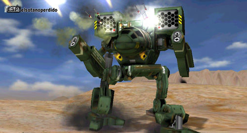 Confirmado MechWarrior para PC y Xbox 360