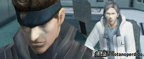 Metal Gear Solid llegará a PlayStation Network