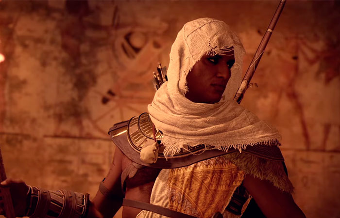 Assassin's Creed Origins: Launch Trailer