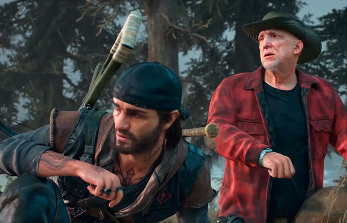 El mundo de Days Gone - Luchando por sobrevivir