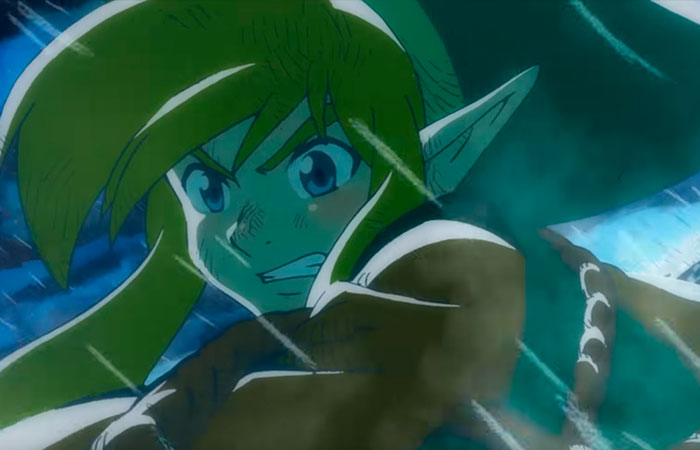 The Legend of Zelda: Link's Awakening - Presentación